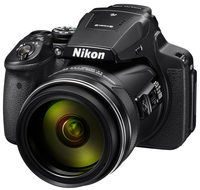 Nikon Coolpix P900 + 16GB karta + brašna 14Z + poutko!