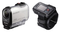 Sony FDR-X1000V Action Cam remote Kit