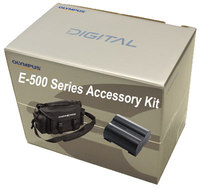 Olympus E-System Accessory Kit pro řadu E-500