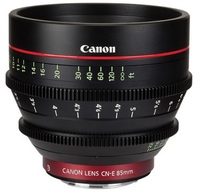 Canon EF CINEMA CN-E 85mm T/1,3 L F
