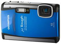 Olympus Mju 6000 TOUGH modrý