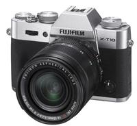 Fujifilm X-T10 tělo stříbrný + 35 mm f/2,0 R