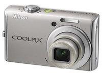 Nikon CoolPix S620 stříbrný