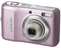 Nikon CoolPix L19 růžový