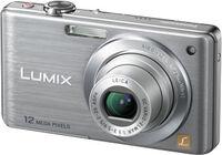 Panasonic Lumix DMC-FS15 stříbrný