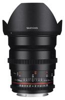 Samyang CINE 24mm T/1,5 VDSLR II pro Nikon