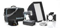 Broncolor HMI 200 Starter Kit