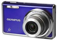 Olympus FE-5020 modrý