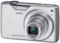 Casio EXILIM Z450 stříbrný