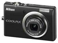 Nikon CoolPix S570 černý