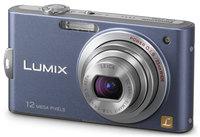 Panasonic Lumix DMC-FX60 modrý