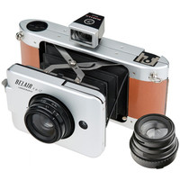 Lomography Belair Deluxe Kit (Jetsetter + 35mm Black)