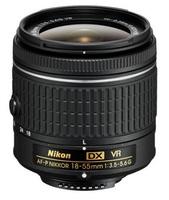 Nikon 18-55mm f/3,5-5,6 G AF-P DX VR