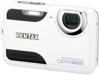 Pentax Optio WS80 bílý