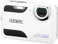 Pentax Optio WS80 bílý