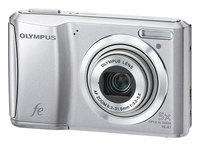Olympus FE-47 stříbrný