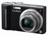 Panasonic Lumix DMC-TZ8 černý