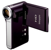 Sony MHS-CM5 fialový