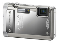 Olympus Mju TOUGH-8010 stříbrný