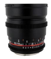 Samyang CINE 16mm T/2,2 VDSLR pro Nikon