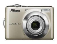 Nikon Coolpix L21 stříbrný