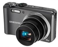 Samsung WB600 šedý