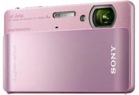 Sony CyberShot DSC-TX5 růžový