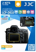 JJC ochranná folie LCD LCP-D810 pro Nikon D810