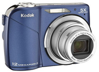 Kodak EasyShare C190 modrý