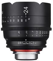 Samyang XEEN CINE 24mm T/1,5 pro Nikon F