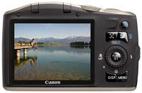 Canon PowerShot SX130 IS stříbrný + 4GB karta + pouzdro Sorento 70M!