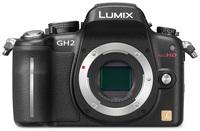 Panasonic Lumix DMC-GH2 tělo