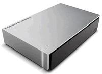 """LaCie Porsche Design Desktop 4TB HDD, 3.5""""USB 3.0, hliníkový,"""