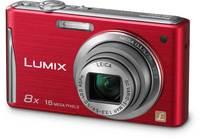 Panasonic Lumix DMC-FS37 červený