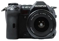 Olympus E-system E-1 SE Flash Kit