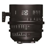 Sigma CINE 50mm T/1,5 pro Canon
