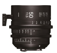 Sigma CINE 50mm T/1,5 pro Sony E
