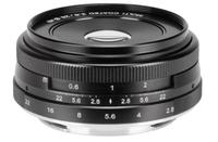 Meike MK 28mm f/2,8 pro Canon M