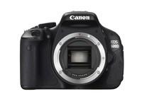 Canon EOS 600D tělo - předváděcí kusy!