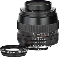 Voigtlander Apo-Lanthar 90mm f/3,5 SL II Asph. AI-S pro Nikon