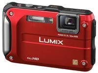 Panasonic Lumix DMC-FT3 červený