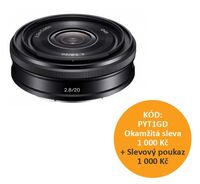 Sony 20mm f/2,8 SEL