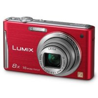 Panasonic Lumix DMC-FS35 červený