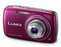 Panasonic Lumix DMC-S3 fialový