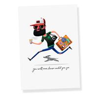 Pořiďte si originální autorský plakát od Jana Vajdy na Bonami