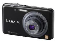 Panasonic Lumix DMC-FS22 černý
