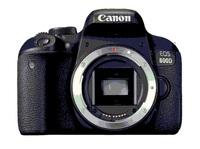 Canon EOS 800D + 18-200 mm