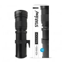 StarLens 420-800mm telephoto F8.3-16