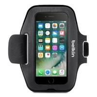 Belkin sportovní pouzdro SportFit pro iPhone 7/8 černé
