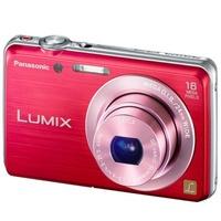 Panasonic Lumix DMC-FS45 červený